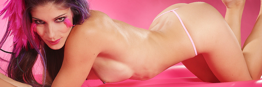 Nadine at the Studio  - New plastilicious model