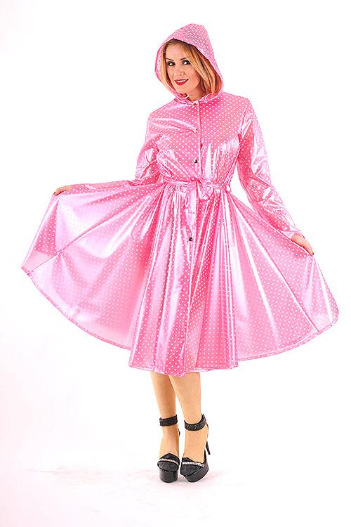 Pvc Romantica Raincoat Plastilicious Plastic Fetisch Wear